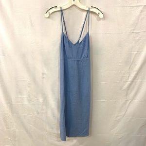Old Navy Blue Light Weight Summer Dress  Size:  8